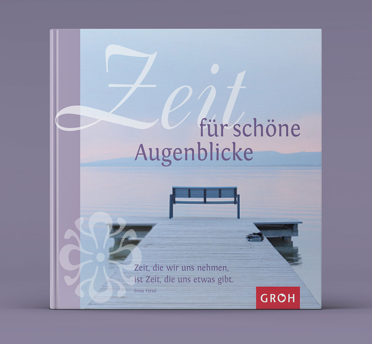 Carmen Christ Design | Geschenkbuch-Design Groh
