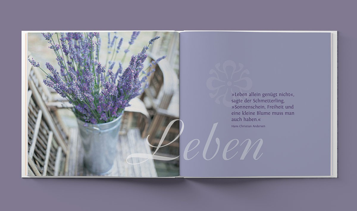 Carmen Christ Design | Buchdesign Innen