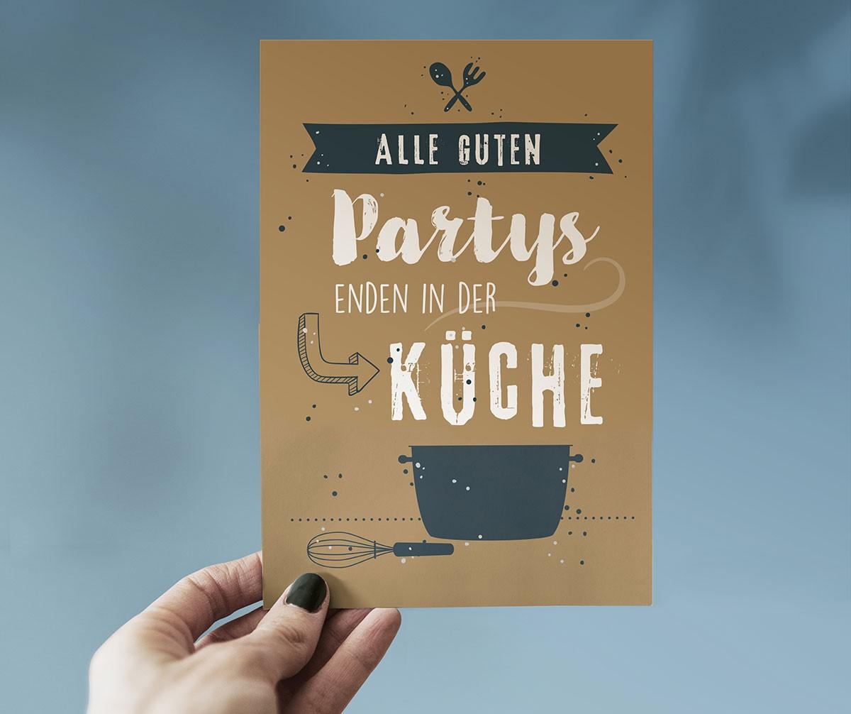 Naumann Leib und Seele - Postkarten - Design by Carmen Christ