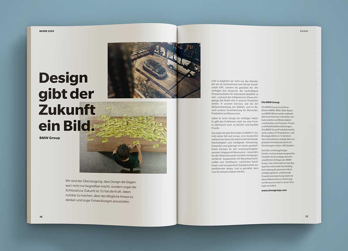Design gibt der Zukunft ein Bild - Design by c-c-design.de
