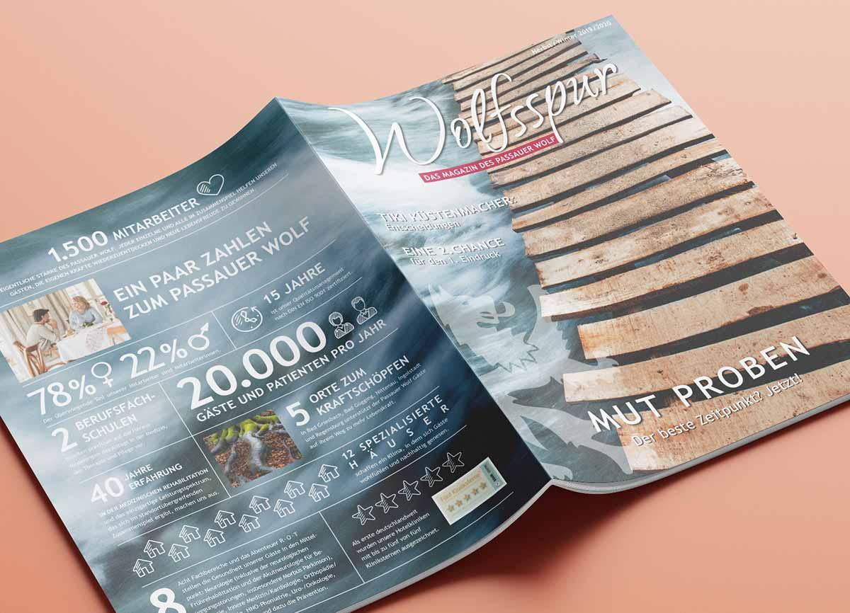 Heft Titelseite Design by c-c-design.de