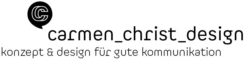 Carmen Christ Design - Konzept & Design für gute Kommunikation Logo