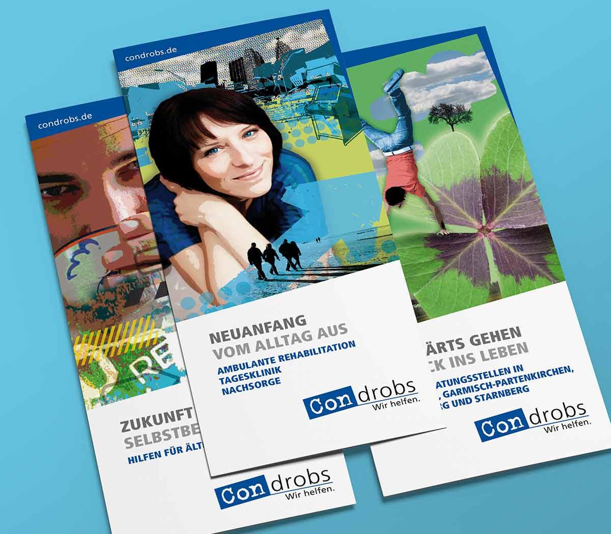 Condrobs Flyer, Design von c-c-design.de